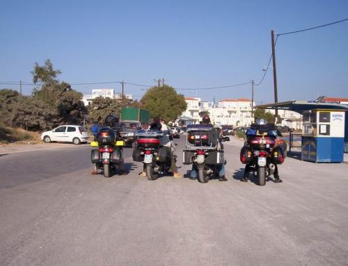 """Grecia 2006 Moto e Mare """"Birota Team"""""""