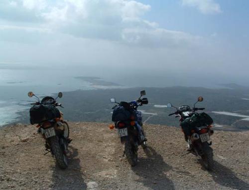 Creta  Fly & Ride 2004