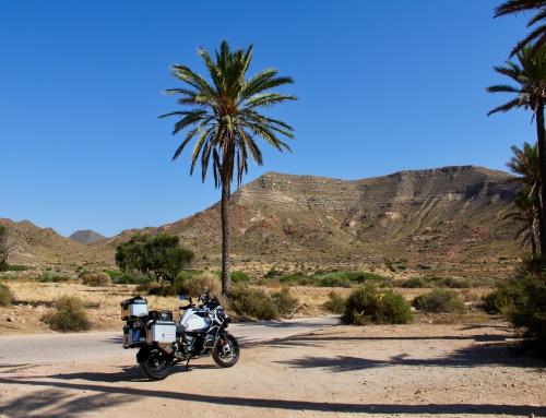 Andalusia in moto con la famiglia? Perchè no!